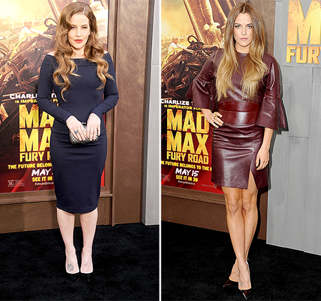 Actress Riley Keough was joined by her mother, Lisa Marie Presley, at the Los Angeles premiere of