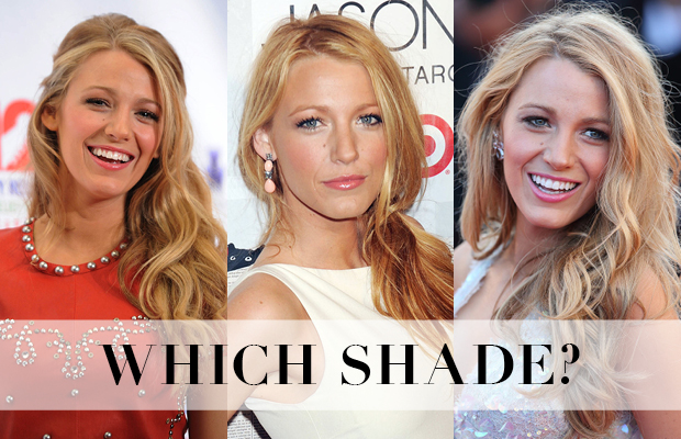 Which shade of hair extensions to get hair like Blake Lively