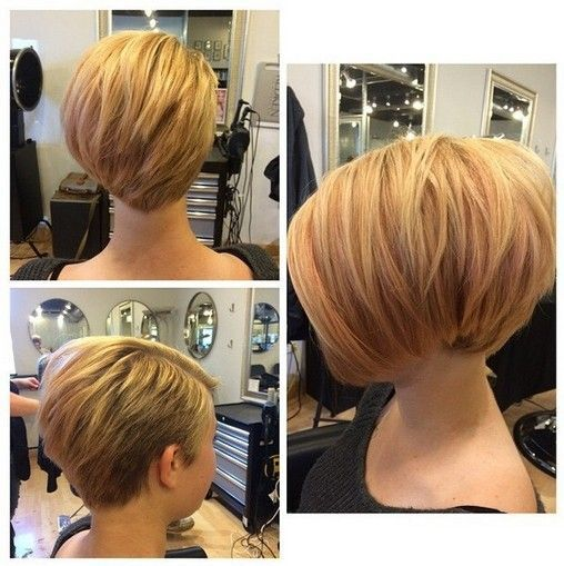 New Short Bob Haircut