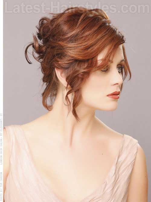 Wedding Updos Short Hairstyles