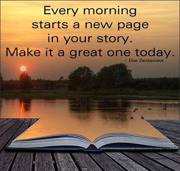 Good Morning Quotes 20
