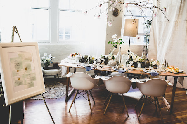 Bohemian chic wedding inspiration | Jason Wasinger Photography | see more on: http://burnettsboards.com/2015/05/painterly-chic/