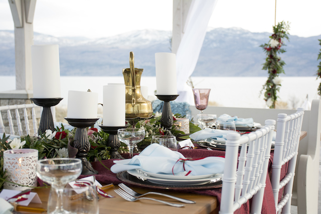 Medieval wedding tablescape | Alisha Khan Photography | see more on: http://burnettsboards.com/2015/05/romance-chivalry-medieval-inspiration-shoot/
