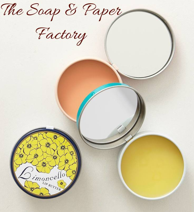 Not only do these lip butters have an all natural, delightfully scented and super hydrating formula but the packaging is also adorable!