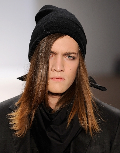 hairstyles for men with long hair9