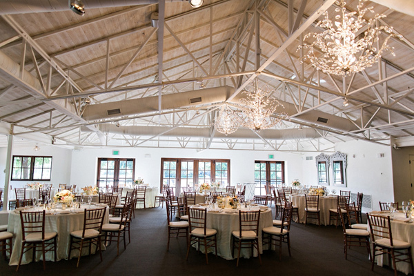 romantic industrial reception - photo by Pinkerton Photography http://ruffledblog.com/spring=romantic-wedding-in-the-desert