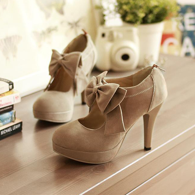 Cute High Heel Pumps