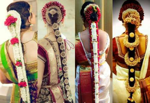 south indian bridal hairstyles.1