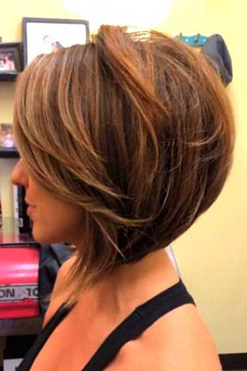 Gorgeous Balayage Bob Haircut