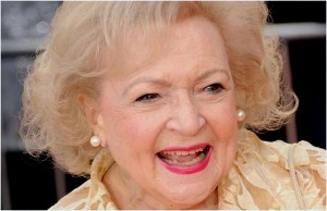 Betty White Curly and Short Hairstyles