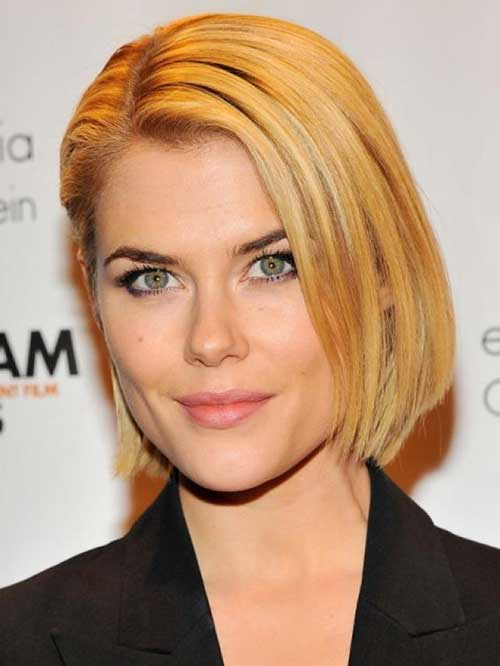 Rachael Taylor Hairstyles for Fine Hair