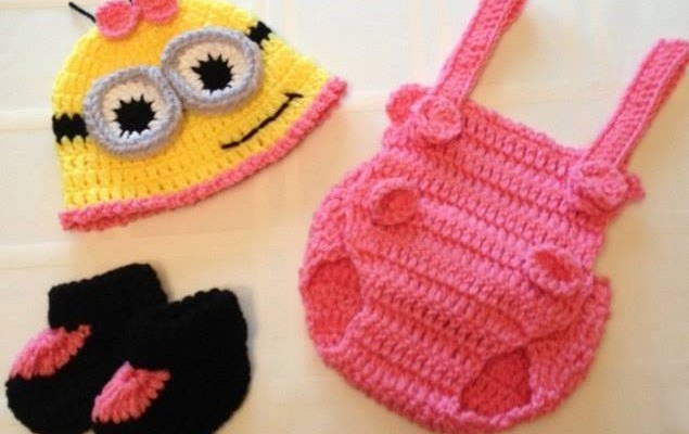 12 Cute Minion Outfits For Babiestoddlers You Will Love Beauty