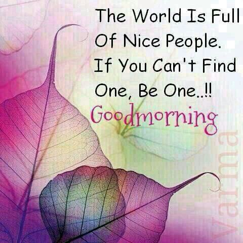 Good Morning Quotes 6
