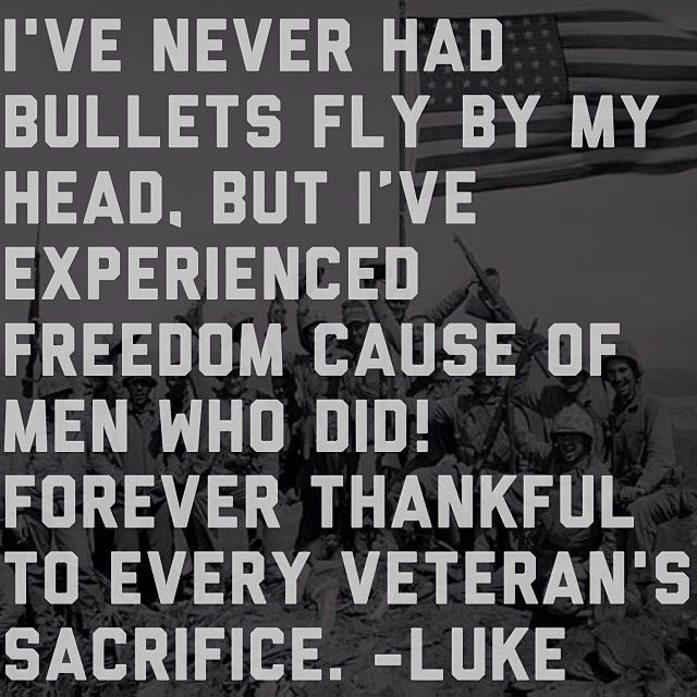 Veteran's Day Quotes 1