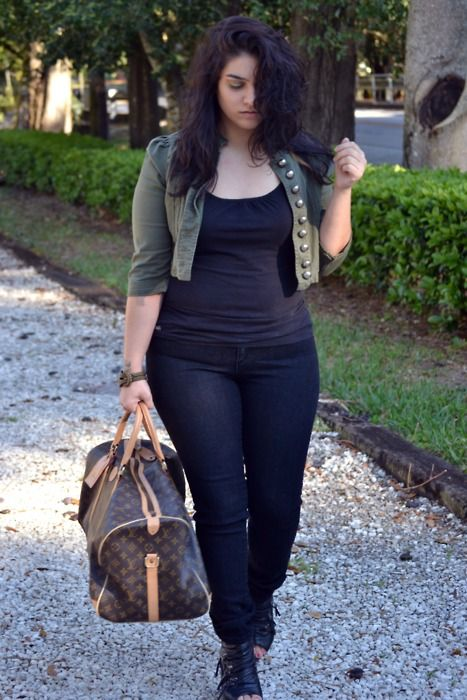 Plus size High School/ College Outfits (9)