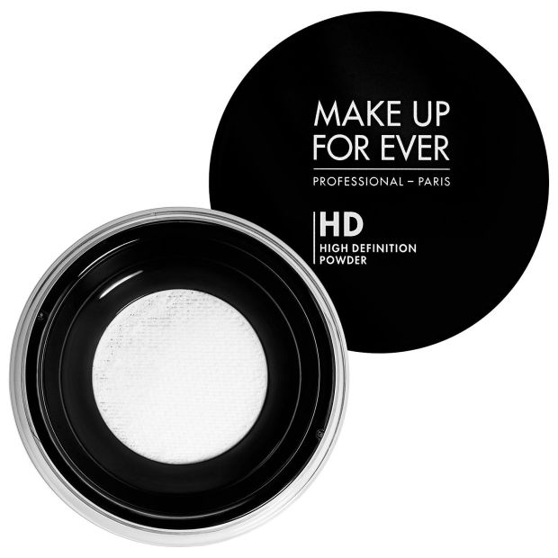 Make Up For Ever HD Microfinish Powder.
