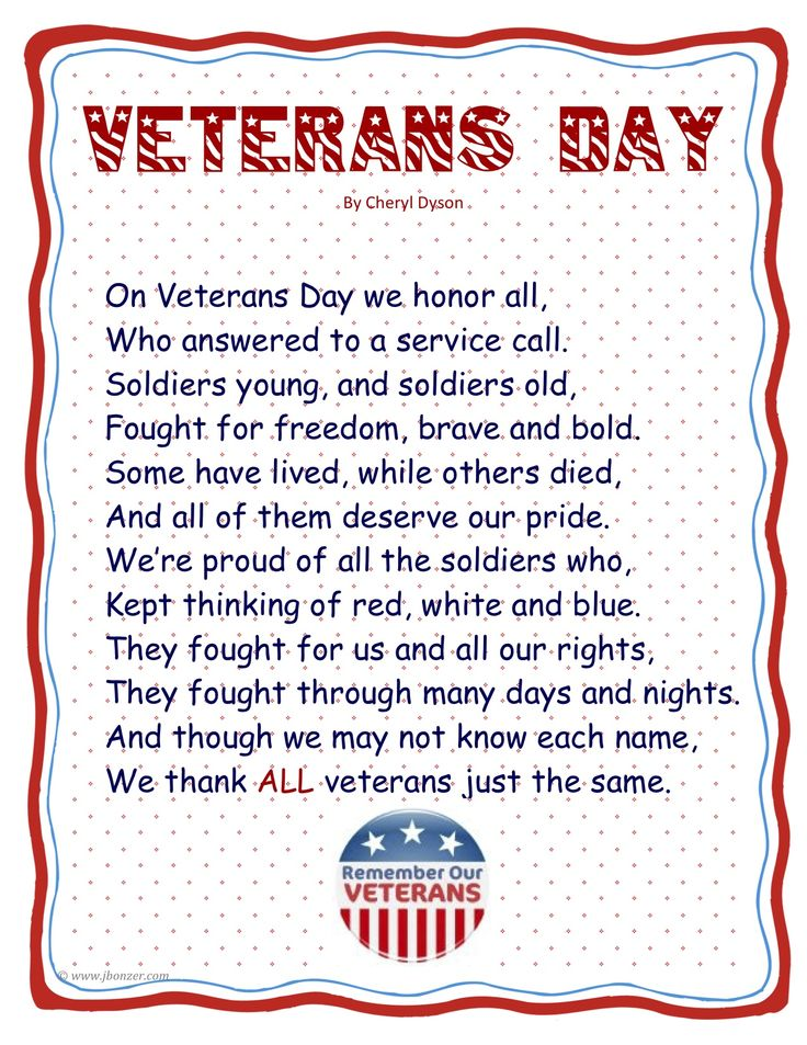 Veteran's Day Quotes 20