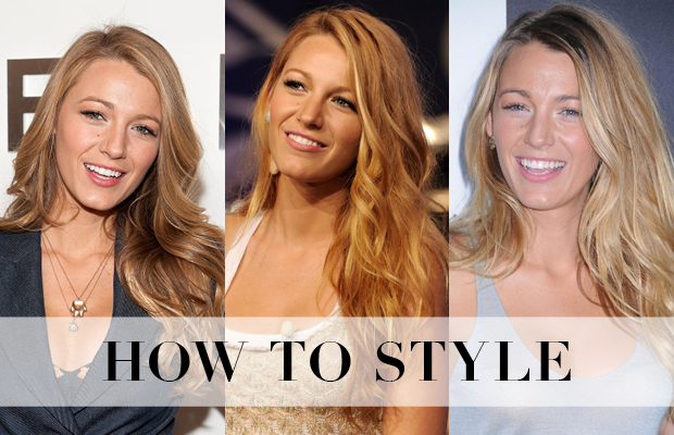 How to style hair extensions like Blake Lively