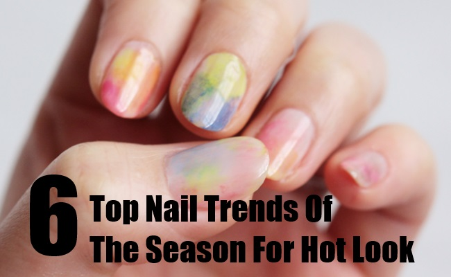 Nail Trends Of The Season For Hot Look