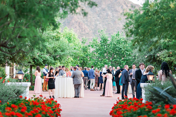 spring romantic wedding in the desert - photo by Pinkerton Photography http://ruffledblog.com/spring=romantic-wedding-in-the-desert