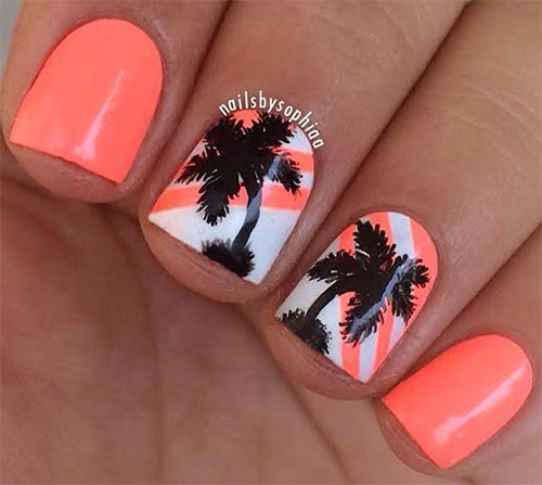18 Beach Nail Art Designs Ideas Trends Stickers 2015 Summer Nails 16 18 Beach Nail Art Designs, Ideas, Trends & Stickers 2015 | Summer Nails