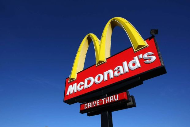 McDonald's could be serving kale soon. ;