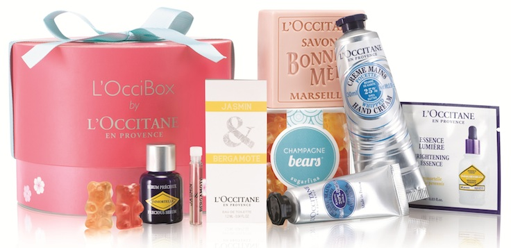 L'Occibox spring collection