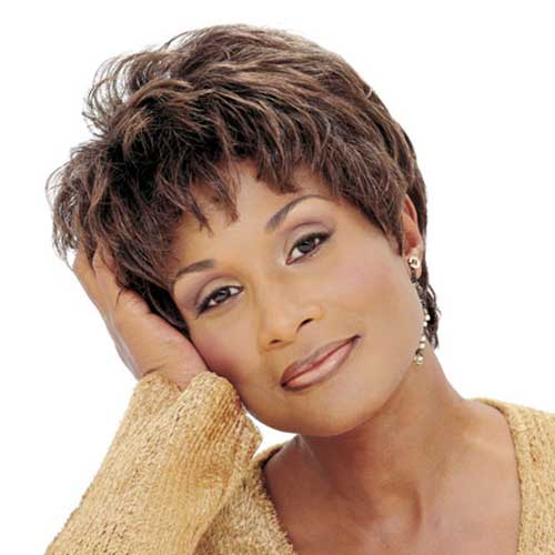 Short Nice Haircuts For Black Women Over 50