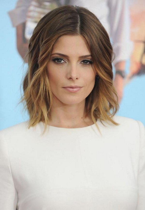 Beautiful Ombre Lob