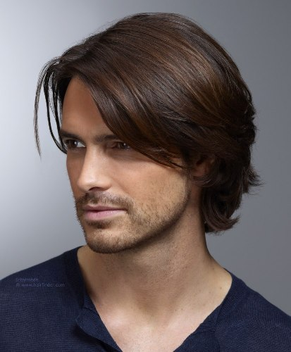 hairstyles for men with long hair12