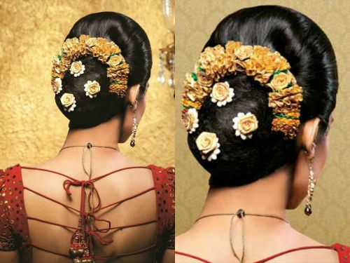 south indian bridal hairstyles.5