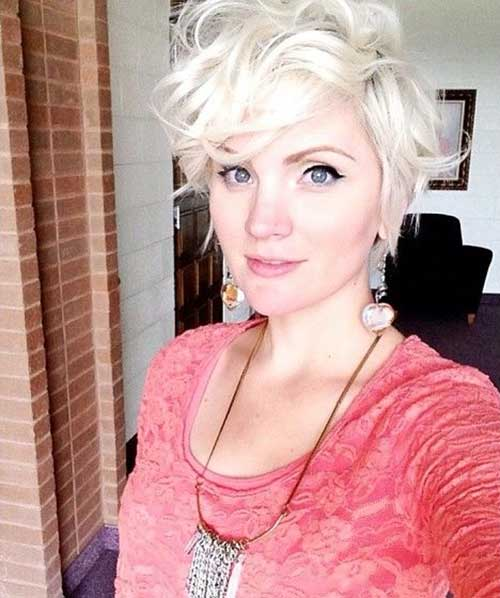 Pixie Cuts for Curly Hairstyles