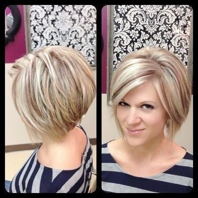 Bob Hair Cuts for Women - Heart Face Shape Hairstyles for Short Hair