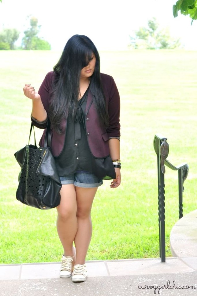 Plus size High School/ College Outfits (5)