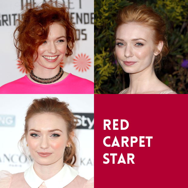 Eleanor Tomlinson Red Carpet Star