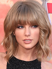 Taylor Swift's bang-on cut