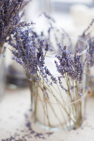 Lavender wedding inspiration | Elisaveta Sudarikova | see more on: http://burnettsboards.com/2015/06/lavender-bride/