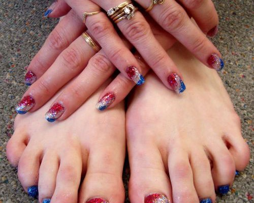 10 cute fourth of july toe nail art designs ideas trends nail art fashion is talk of the town you cannot pull yourself out of this raging vortex because it is so engrossing and eventually you will also be solutioingenieria Choice Image