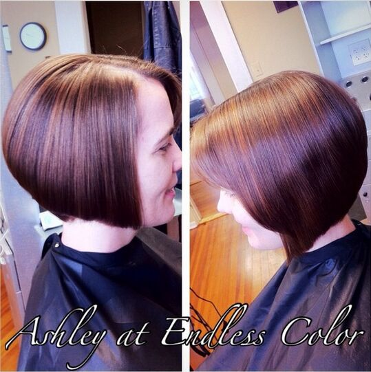 Newest Short Straight Bob Hairstyles for Women