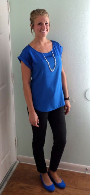 cute outfits combinations for teachers (14)
