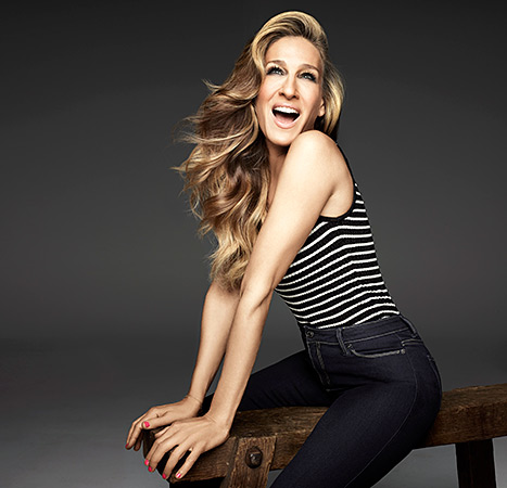 Sarah Jessica Parker is the new face of the Jordache brand.