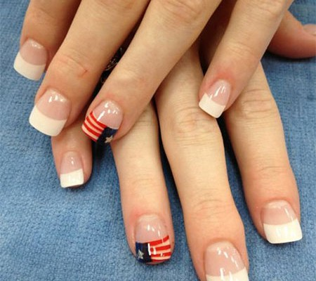 15+ Simple Fourth Of July Nail Art Designs, Ideas & Stickers 2015 ...