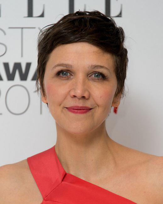 Maggie Gyllenhaal Short Haircut - Easy Pixie Hairstyles for Women Over 40 - 50