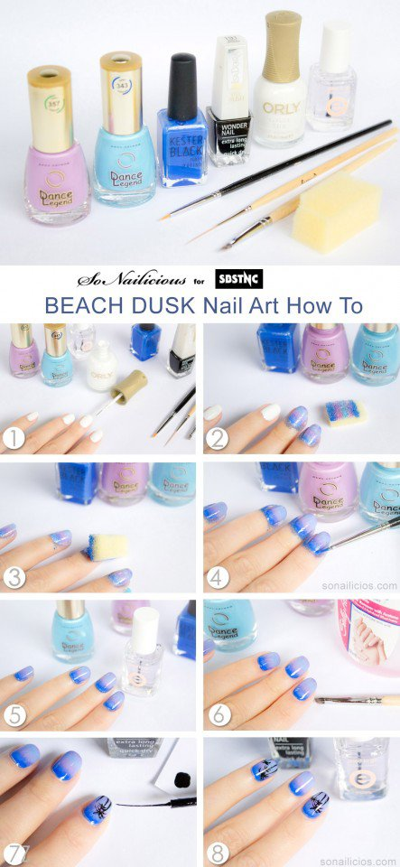 so-nailicious-for-substance-blog-ally-carey-nail-tutorial-crashing-red-1