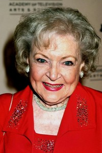 Betty White Blonde Hair Color