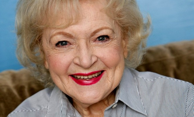 Betty White 2015 Short Hairstyles