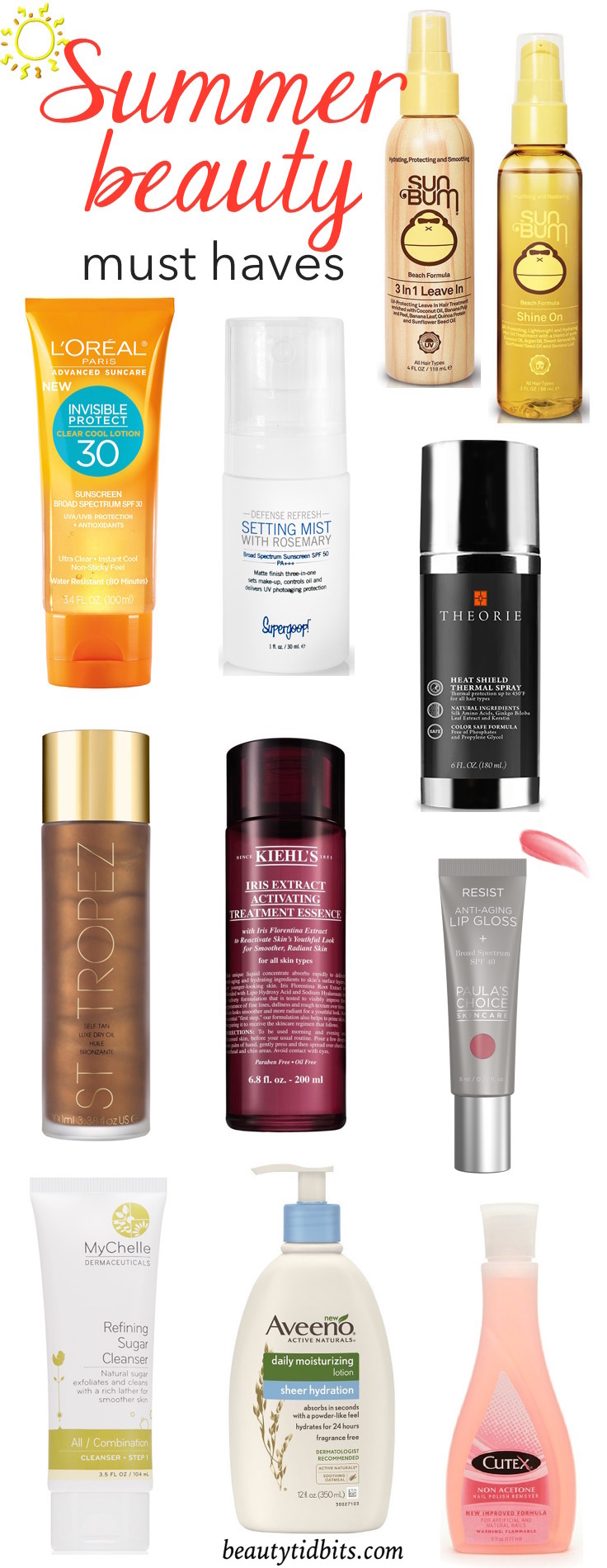 Summer Beauty Picks