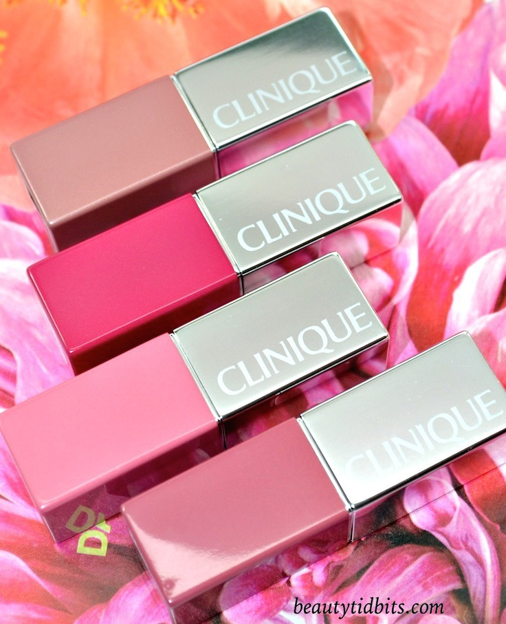 Clinique Pop Lip Colour + Primer lipsticks review