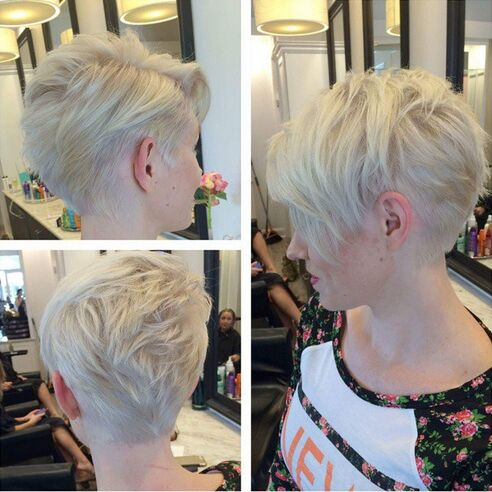 36 super short hairstyles new trends  short hair