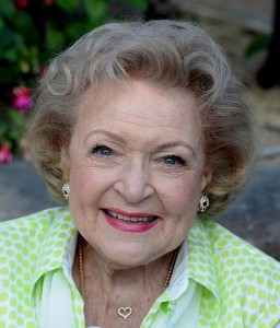 Betty White 2015 Curly Hairstyles